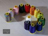 Nylongarn, Rolle ca. 25gr./150m, verschiedene Farben