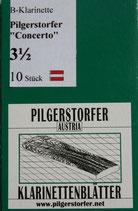 Pilgerstorfer B-Klarinettenblätter -Concerto-