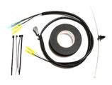 Kabelbaum Reparatursatz Fiat 500 Cabrio Verdeck Heckscheibenheizung Bremslicht