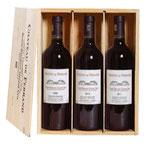 Coffret 3 bouteilles Révélation de Château de Ferrand 2009-2010-2011