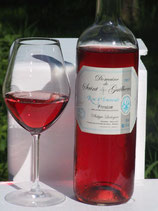 Domaine de Saint-Guilhem Rosé d'Emeraude 2012