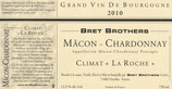 "Mâcon-Chardonnay ""La Roche"" 2011 Bret Brothers"