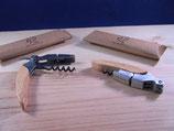 Tire-Bouchon L'Iroquois avec manche en bois de hêtre