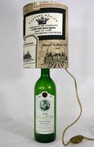 """Abat-Jour """"Esprit du Vin"""" - Petit modèle avec branchement électrique"""