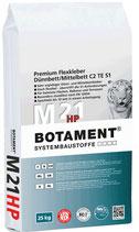 BOTAMENT M 21 HP Premium-Flexkleber (S1) 25 kg