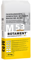BOTAMENT M 53 Extra Nivelliermasse 25 kg