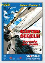 DVD I - Küstensegeln souverän und sicher
