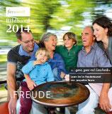 """Bildband 2014 """"Freude"""""""