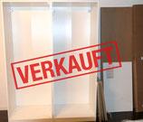 VERKAUFT: IKEA PAX Weisser Kleiderschrank mit Schiebetüren und massig Platz