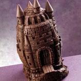 Uovo castello