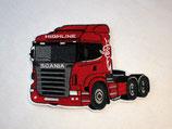LKW- Zugmaschine- Scania