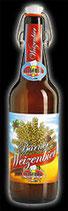 Bärner Weizen 50cl Bügelflasche