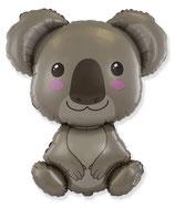 """Folienballon """"Koalabär Baby"""" ca. 75cm hoch"""