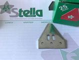 25 Sezioni lama High performance  Stella per mietitrebbia rif. 10978.06