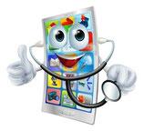 Starterpäckle für Smartphone und Tablet (Android und iOS)