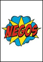 NEGOS - Juego de cartas
