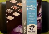 Van Gogh Aquarellfarben Pocket Box / Metallic und Glitzerfarben