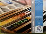 Van Gogh Postkarten Weiss und Schwarz 10x15