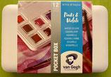 Van Gogh Aquarellfarben Pocketbox Pink