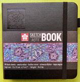 Sakura Sketch Book 12x12cm