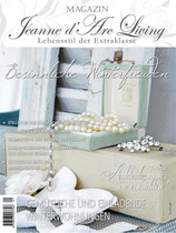 Jeanne d'Arc Living Magazin N° 01.2015