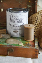 "Jeanne d'Arc Living Vintage Paint ""Vintage Brown"""