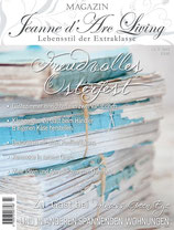 Jeanne d'Arc Living Magazin N° 03.2015
