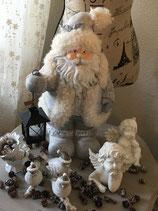 Nikolaus mit Laterne