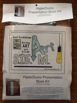 HyperDuino Presentation Book Kit