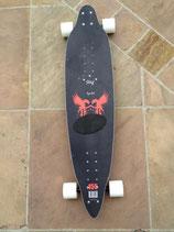 Snowboard zu Longboard ''the Symbol''!