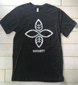 Infinity T-shirt black
