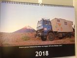 Kalender 2018 im Format A3
