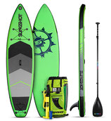 "Crossbreed Airtech Inflatable SUP 11"" green"