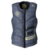 Mystic Home Wake Vest Black L