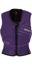 Mystic Star Impact Vest W Purple Frontzip