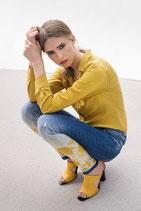 Jeans Jane Sun von ROSSI Gr. 42