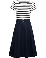 Marinekleid von White Label