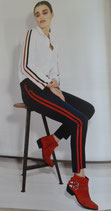 Jeans Nadja C. O. Stripe von RAFFAELLO ROSSI