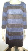 Kleid in Lederoptik von RIANI Gr. 44