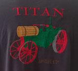 Tracteur Ih TITAN
