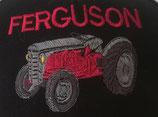 Tracteur petit gris ferguson