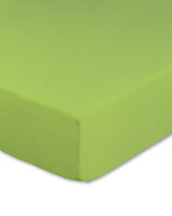 Spannbetttuch für Wasserbetten, Farbe apfelgrün