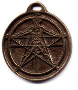 13. Agrippas Pentagramm