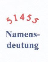 N02 Namensanalyse