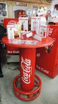 Stehtisch Coca Cola (ideal für Party/Veranstaltung)