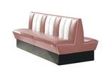 1 Diner-Bank HW-180DB rosa