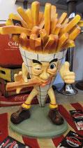 Pommes Frites   GFK Figur