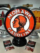 Mohawk Globe USA Tanksäulen Globe Amerika Indianer-Lampe Deko V8 Halle