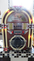 Jukebox Radio Basic XL BXL-JB10 mit CD-Spieler