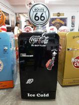 Coca Cola Retro-Kühlschrank Schwarz Bosch Coke Kühlschrank Black Beauty